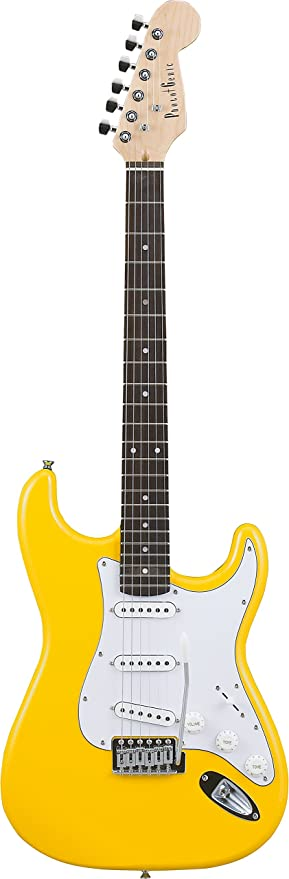 PhotoGenic photogenic electric guitar Stratocaster type ST-180 / YW yellow