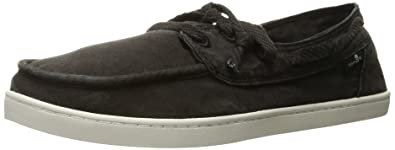 Women's Athletic Shoes/sanuk sail black pair o washed jn5y62y5