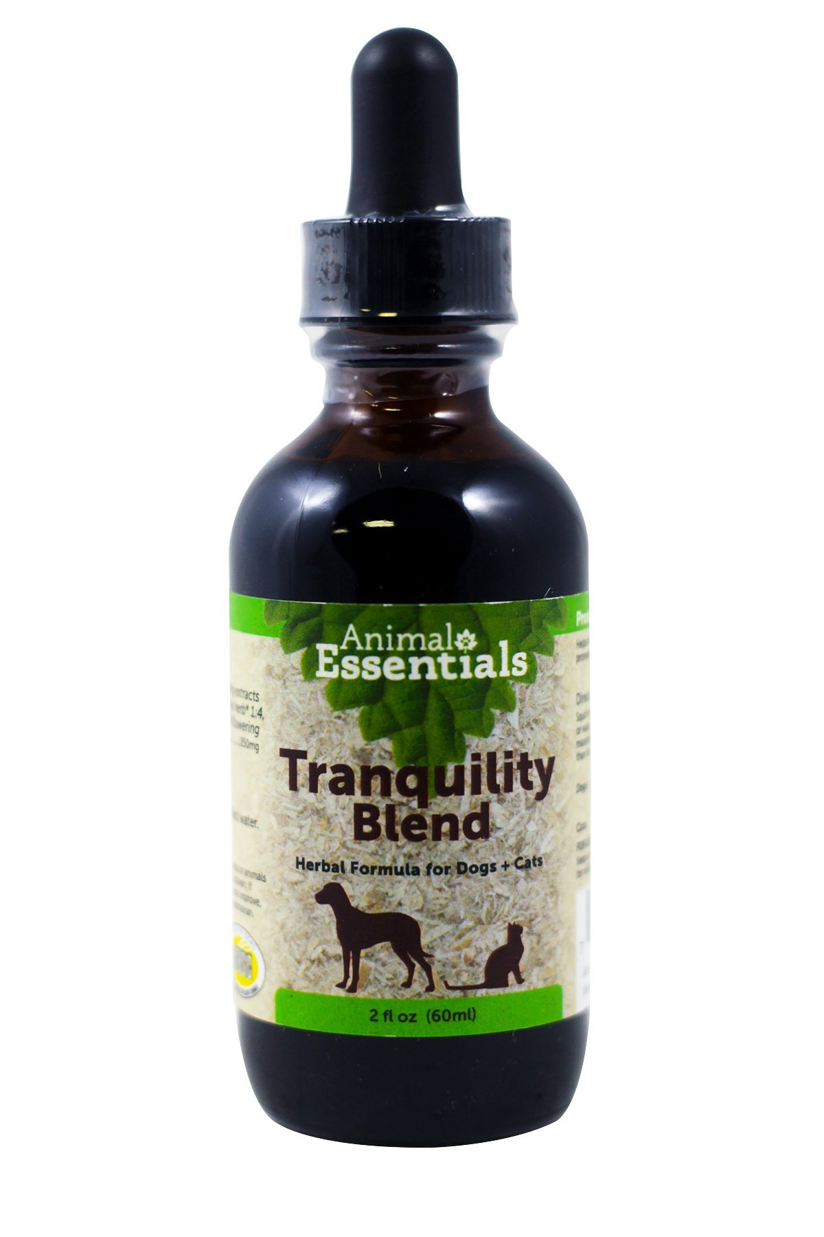 Animal Essentials Inc Tranquility Blend Liquid For Dogs & Cats, 2 Oz by Unknown