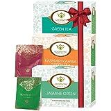 Goodwyn Green Tea Combo (Green Tea | Jasmine Green Tea | Kashmiri Kahwa Green Tea)
