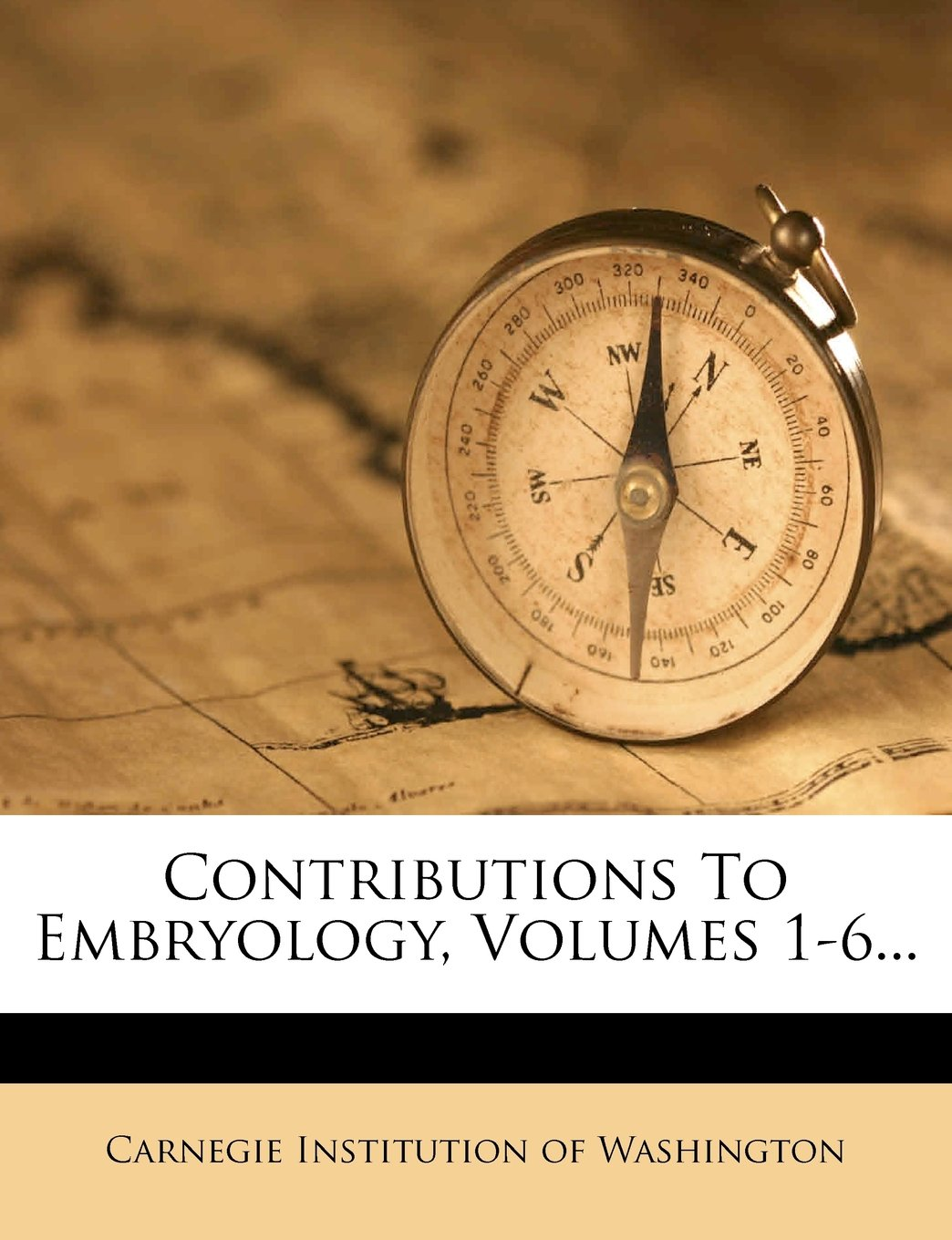 Download Contributions To Embryology, Volumes 1-6... ebook