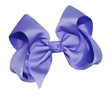 Periwinkle Knot Bow