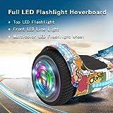 Hoverboard UL 2272 Certified Flash Wheel