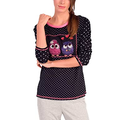 "Massana - Women Pyjamas Winter Massana ""Foxy"" ..."
