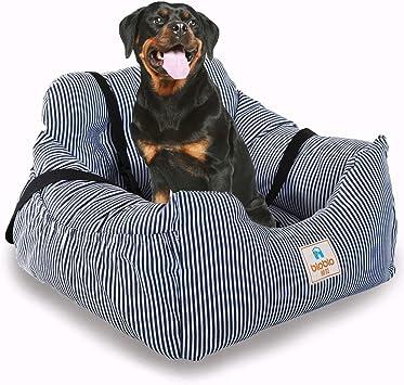 Amazon.com: LTY - Asiento de coche para perro, asiento ...