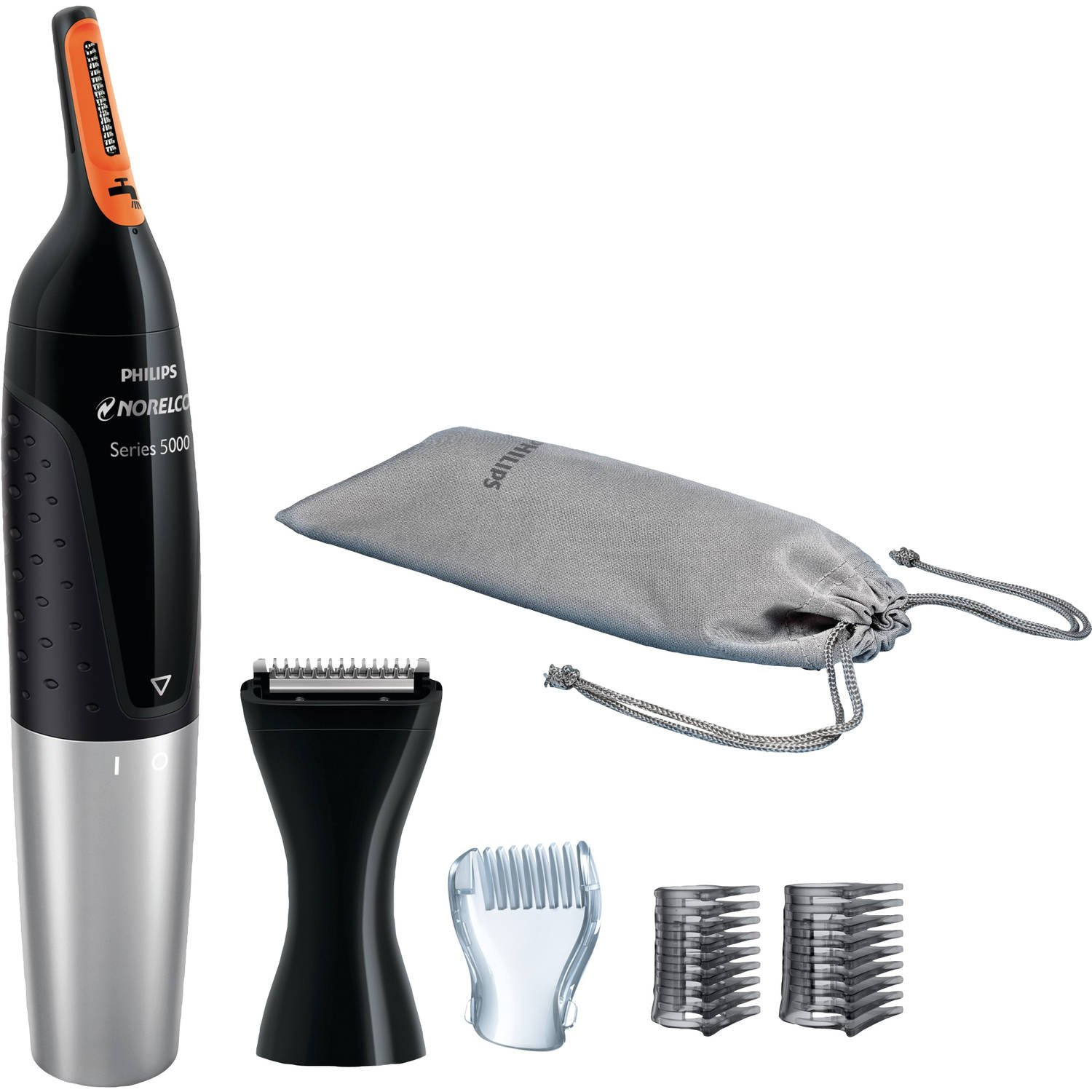 Philips Norelco All-in-One Personal Groomer Hair Cutting Care Trimmer for Men