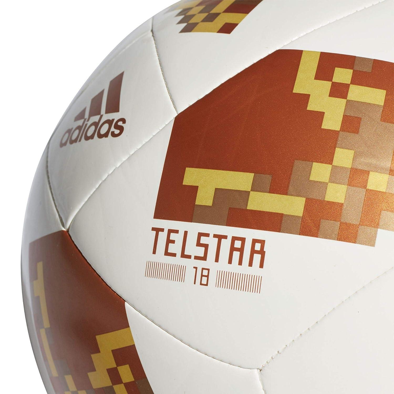 adidas Telstar 2018 - Balón de fútbol Unisex (Talla 5), Color ...
