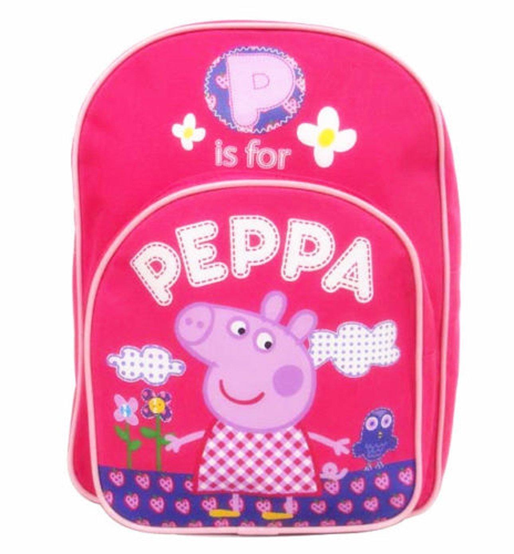 Speaking Life Children Backpack Kindergarten School Bag Backpack Peppa Pig Bags ToJoy Products 3PY9
