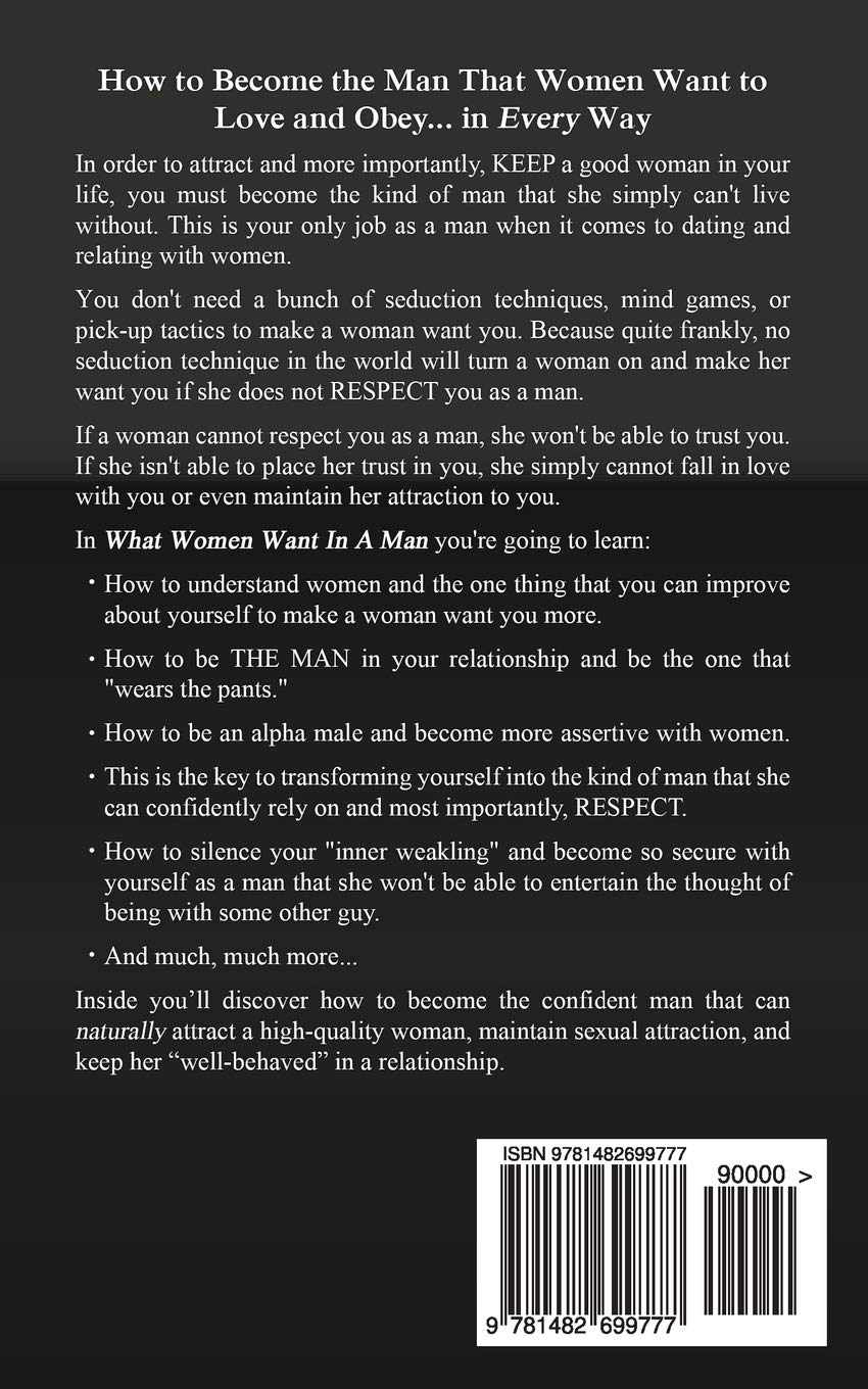 How to respect a man in a relationship