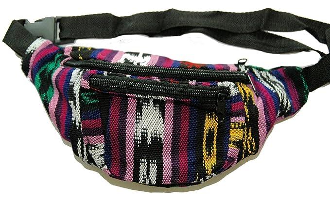 FERIA HIPPY comercio mexicano Bumbag bolsa de viaje cinturón ...