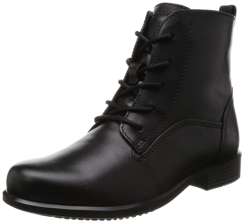 Ecco Touch 25 B, Botines para Mujer37 EU|Negro (Black1001)
