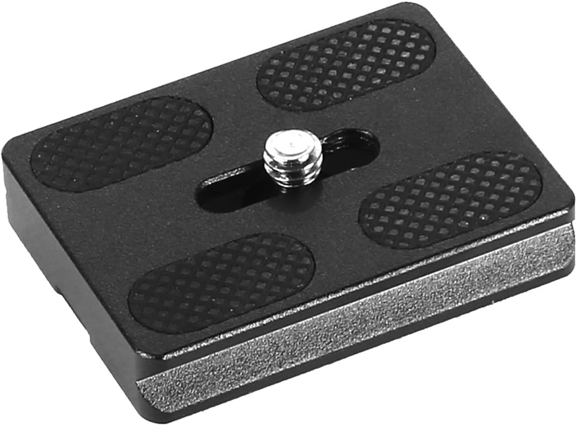 BEESCLOVER PU-50 Quick Release Plate for Universal Digital Cameras for ce