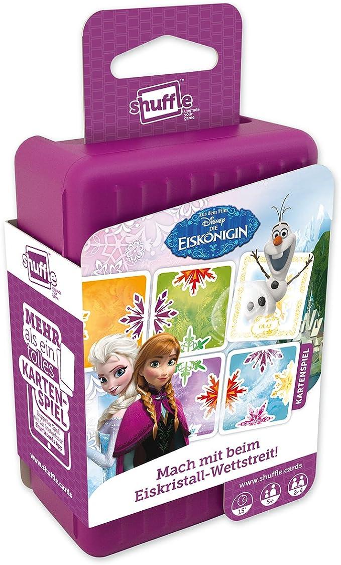 ASS Altenburger 22502617 - Tarjetas Shuffle Disney - Forzen [Alemán]: Amazon.es: Juguetes y juegos