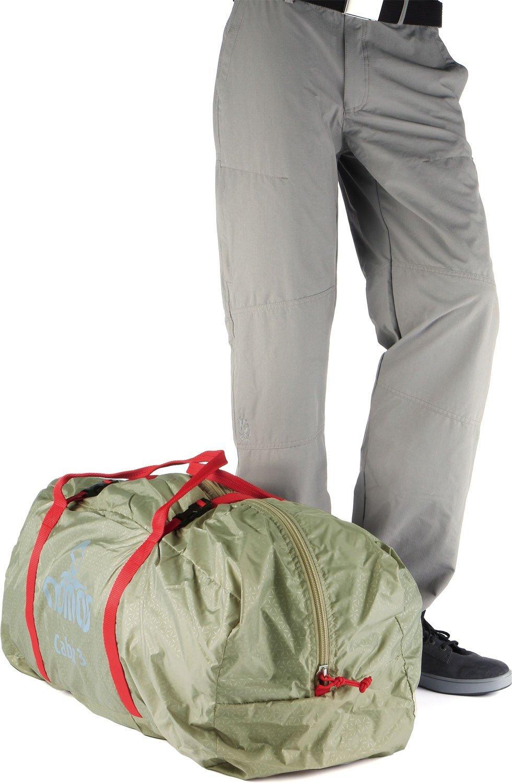 Nomad Cabin 3-Personen-Zelt