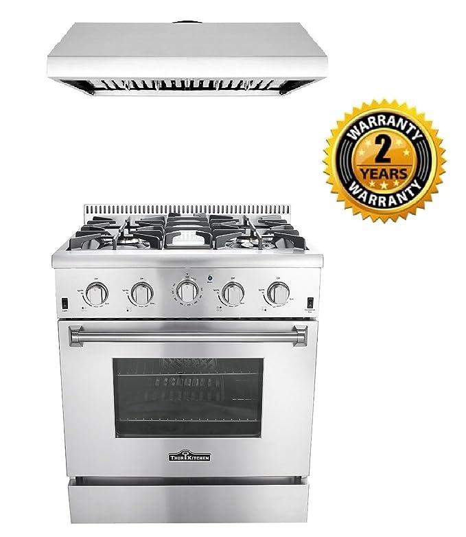 Amazon.com: Thor Cocina 2-Piece Cocina del paquete con ...