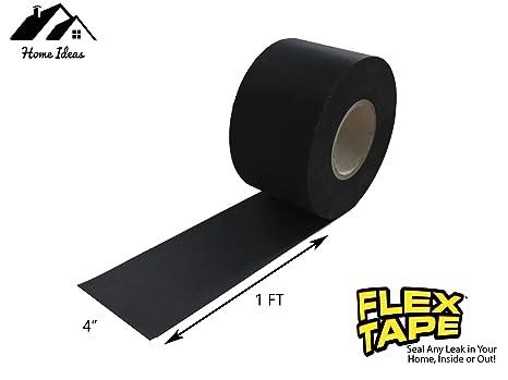 505161017dc9 Home ideas 12 tamaños Flex cinta fuerte sello impermeable goma Tape- as  seen on TV