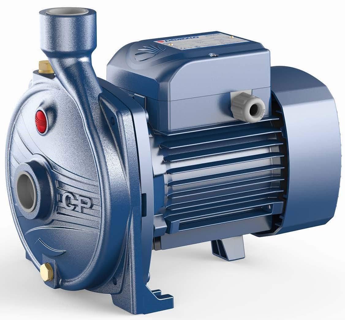 Pedrollo CPm 620, 115 / 230V, 0.75kW, 1.0 HP Centrifugal Pump