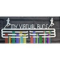 Hardlopen Medal Display Hanger- Virtuele Runner Man