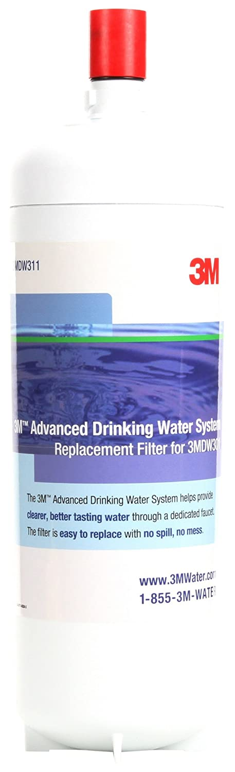 3M 23194 3MDW311 01 Replacement Filter Cartridge for Drinking Water System