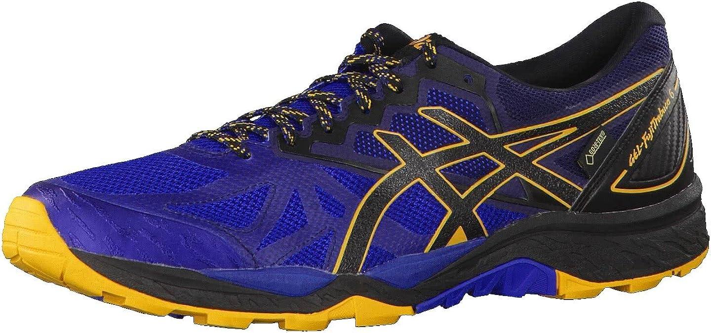 Asics Gel-Fujitrabuco 6 G-TX, Zapatillas de Entrenamiento Hombre, 50.5 EU: Amazon.es: Zapatos y complementos