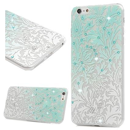 Amazon.com: Carcasa para iPhone 6 Plus/iPhone 6S Plus ...