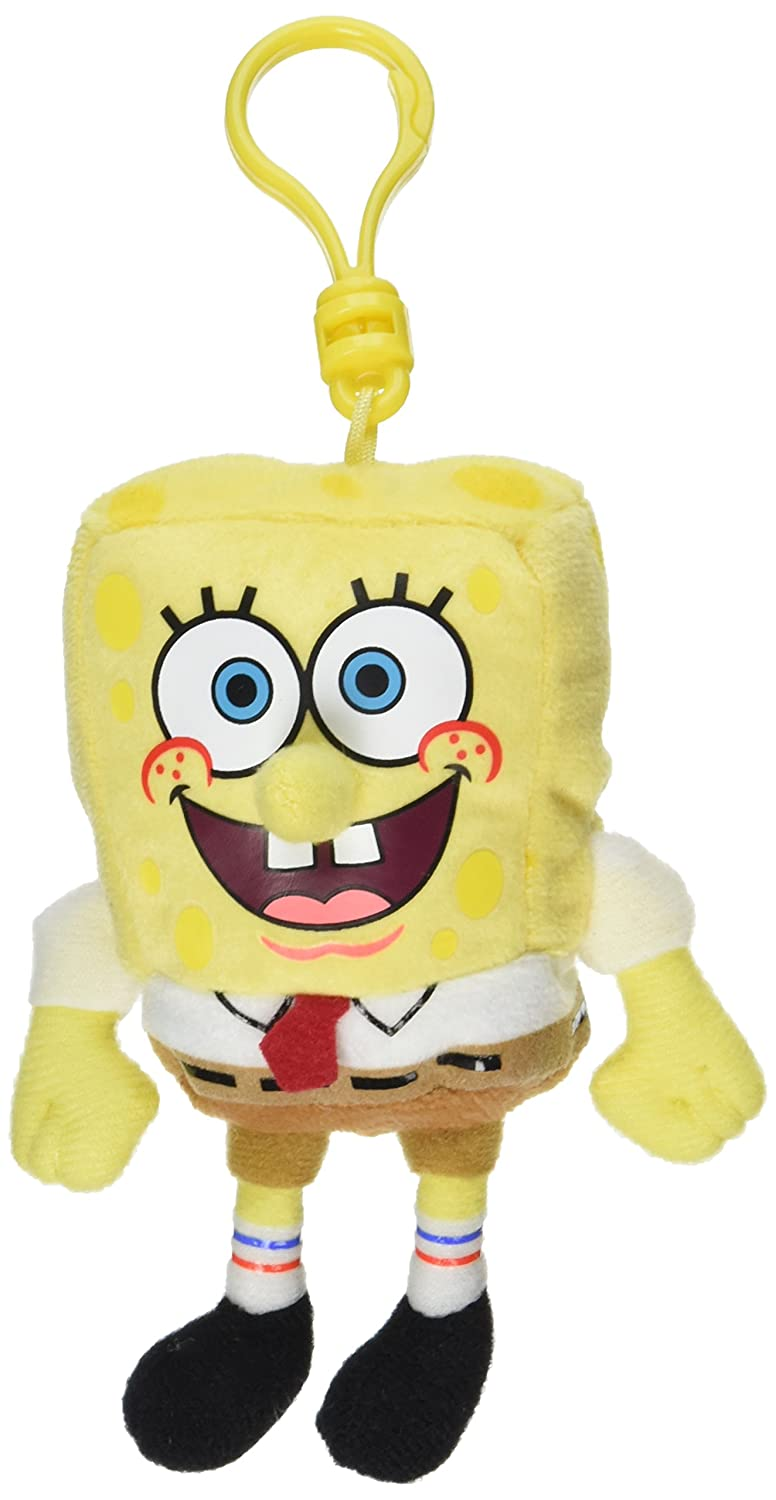 amazon com ty spongebob squarepants clip toys u0026 games