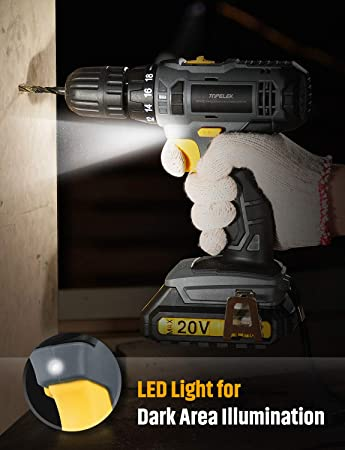 TOPELEK Cordless Drill featured image 6