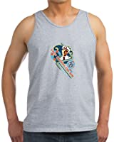 CafePress - Exciting And New - Men's Cotton Tank Top, Sleeveless Shirt, Muscle Shirt