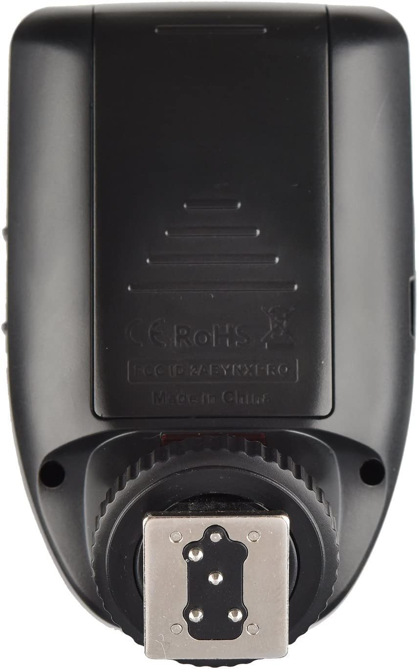 Godox XPro-N i-TTL 2.4G High-Speed Sync Wireless Flash Trigger Transmitter Compatible for Nikon Cameras 1//8000s,11 Customizable Functions,16 Groups and 32 Channels