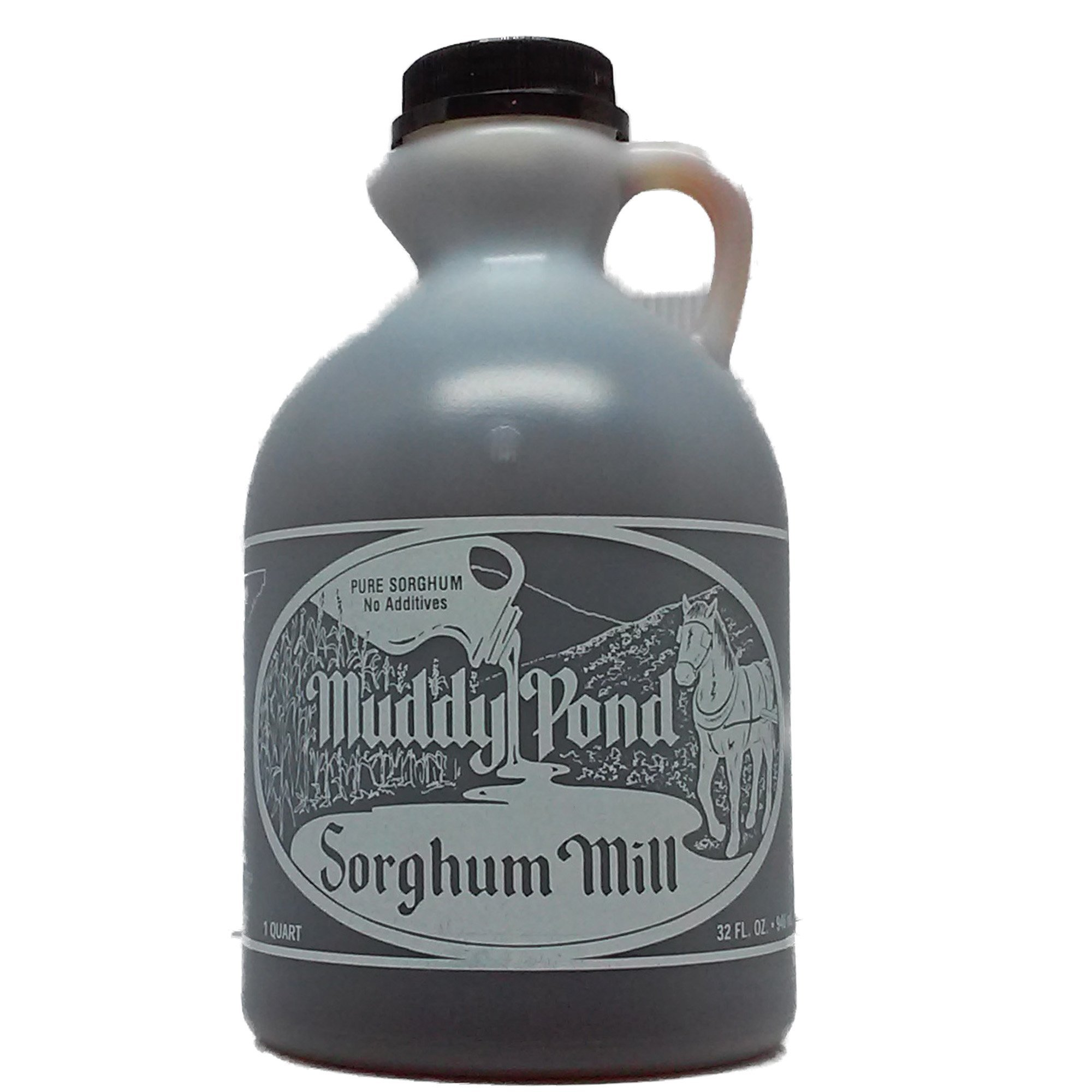 Muddy Pond Pure Sorghum 32 Fl. Oz. by Muddy Pond
