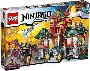 LEGO Ninjago 70728 Battle for Ninjago City (Discontinued by manufacturer)
