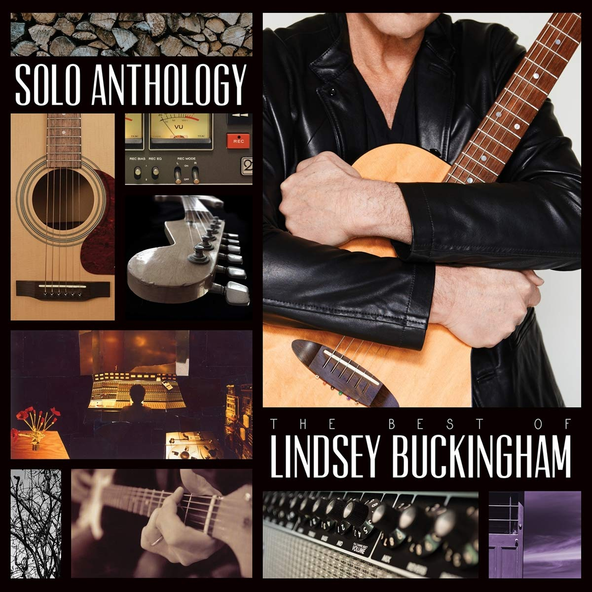 CD : Lindsey Buckingham - Solo Anthology: The Best Of Lindsey Buckingham (CD)