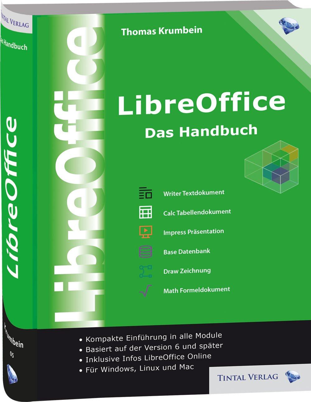 libreoffice handbuch