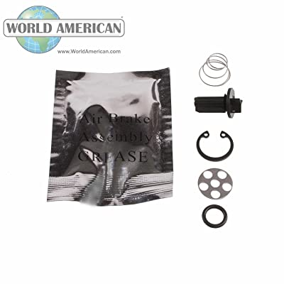World American WAR950017 Check Valve Kit: Automotive