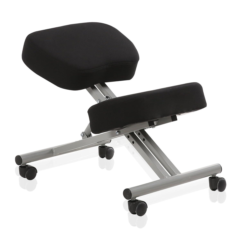G4RCE Ergonomic Orthopaedic Posture Steel Adjustable Kneeling Stool Chair Seat office Generic