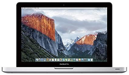 Apple Macbook Pro 13.3 Inch 500 Gb Intel Core I5 Dual Core Laptop   Silver (Refurbished) by Apple