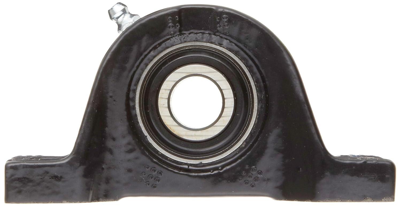 1-15//16 Bore Diameter Link-Belt P3U231N Ball Bearing Pillow Block Setscrew Locking Collar Inch Cast Iron Standard-Duty 2 Bolt Holes Non-Expansion Relubricatable