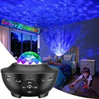 LED Star Projector - A Fun and Colorful Sky Star Projector for Kids. A Galaxy Projector, Led Night Lamp, Music Player…