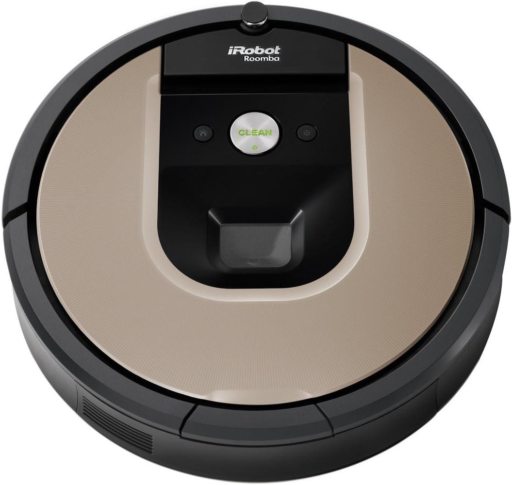 iRobot Roomba 966, Negro, Plata: Irobot: Amazon.es: Hogar
