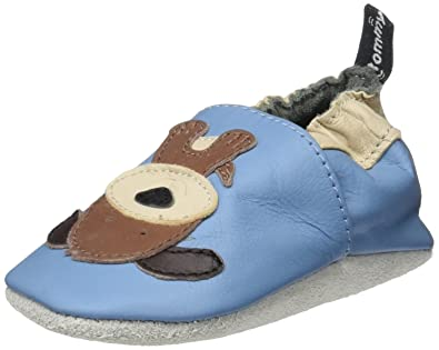 Tommy Tickle Unisex Babies/' Soft Sole Mocassins