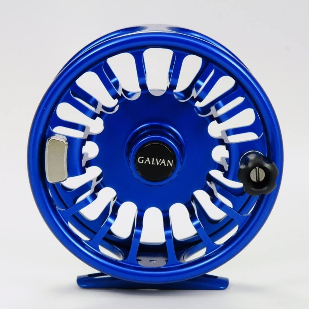 Best Fly Fishing Reel : Galvan Torque Fly Reel