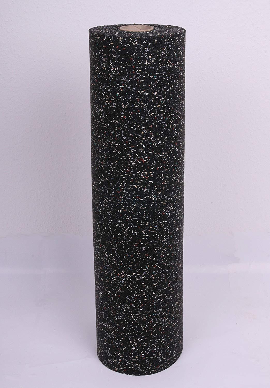 Bautenschutzmatte Gummigranulatmatte Kofferraummatte Bodenschutzmatte Bodenbelag Gummi Gummimatte Anti-Vibrationsmatte Antirutschmatte 950 x 60 x 1 cm schwarz lfd. Gummimatte Meterware