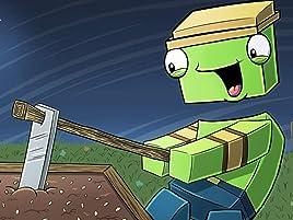 Amazon com: Watch Clip: Minecraft Aquatic 1 13 Survival
