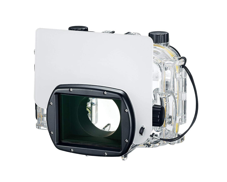 キャノン カメラ US 防水ケース WP-DC56 カメラケース ブラック (2300C001) B07QPQ9TM9