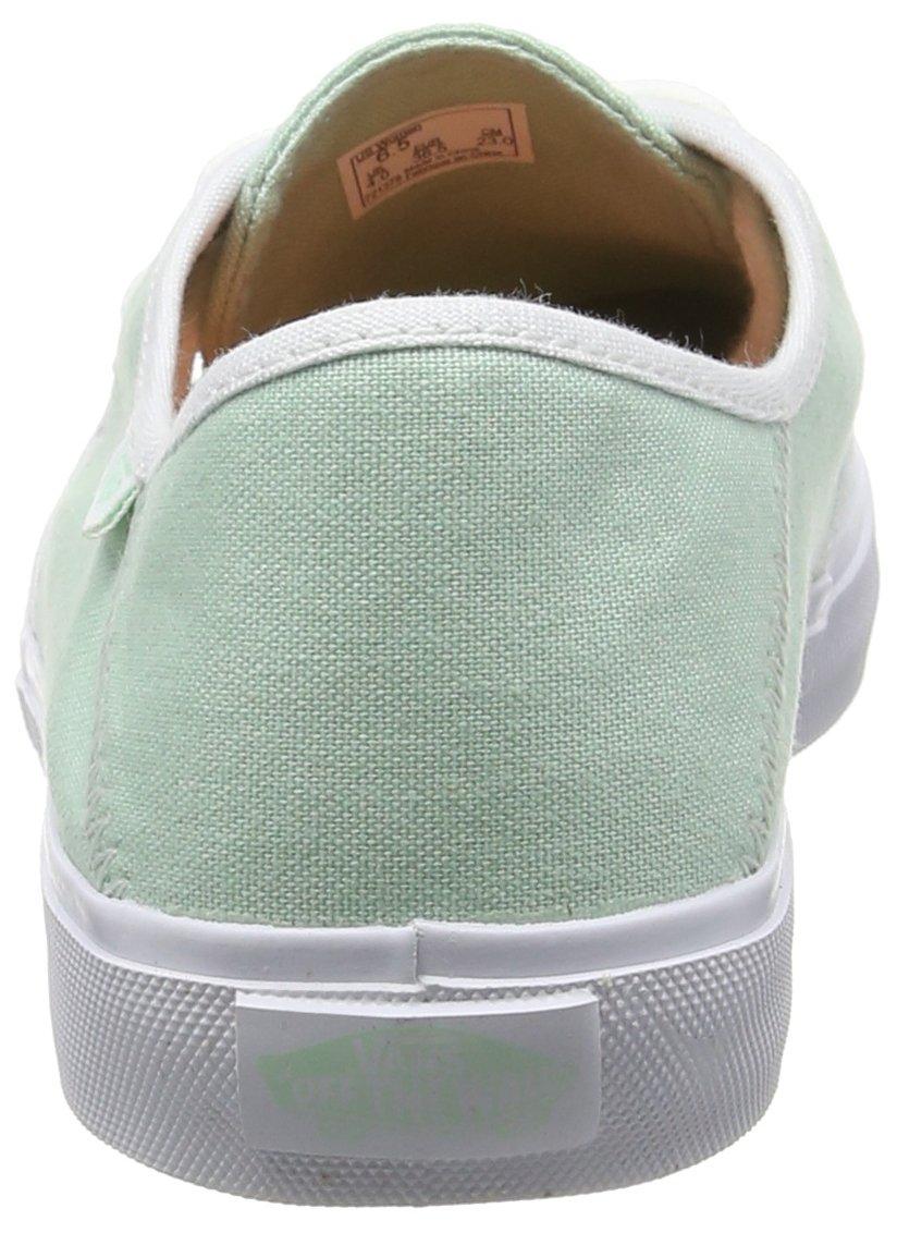 5b3dcf885fd6d Zapatillas de deporte Vans Tazie SF Mujer punta redonda en azul Verde