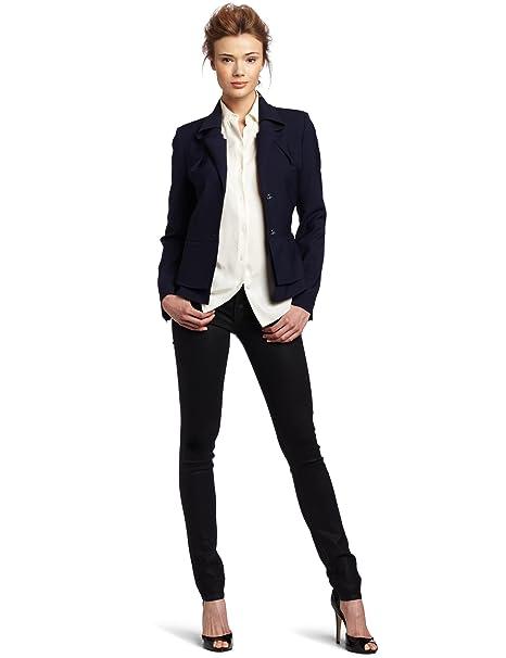 Amazon.com: Vivienne Westwood etiqueta roja Giacca Blazer de ...