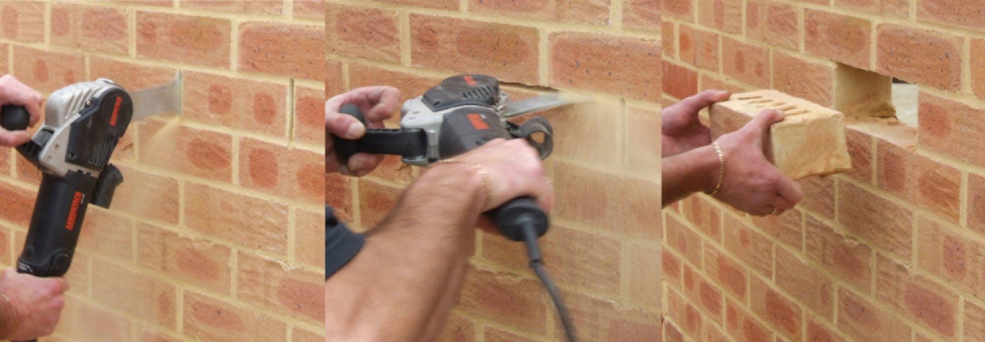 Arbortech AS170 Brick and Mortar Saw by Arbortech (Image #4)