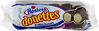 product image for Hostess Donettes Mini Donuts, Frosted, 3 Ounce, 10 Count