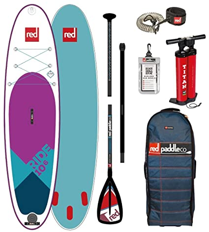 Red Paddle Co 2018 Ride 106 Special Edition Inflatable ...