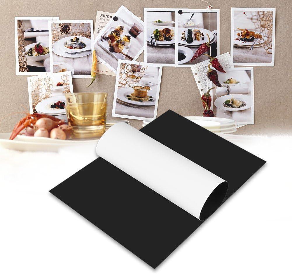5 Piezas Imprimibles Hojas Imán A4 Impresión de Inyección de Tinta ...